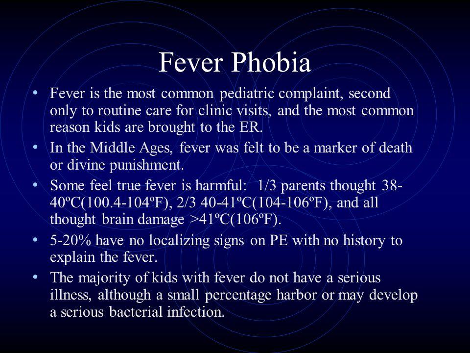 Fever Phobia