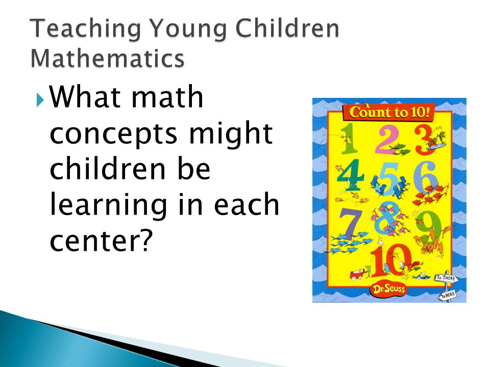 Mathematics for Young Children - ppt download