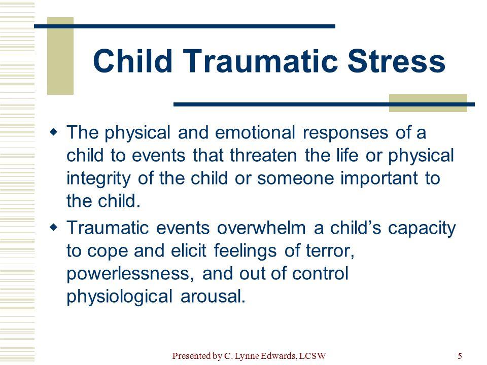Child Traumatic Stress