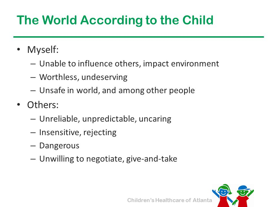 The World According to the Child