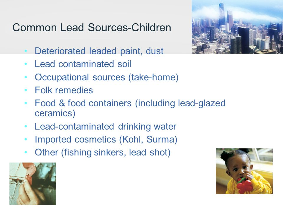 Common Lead Sources-Children