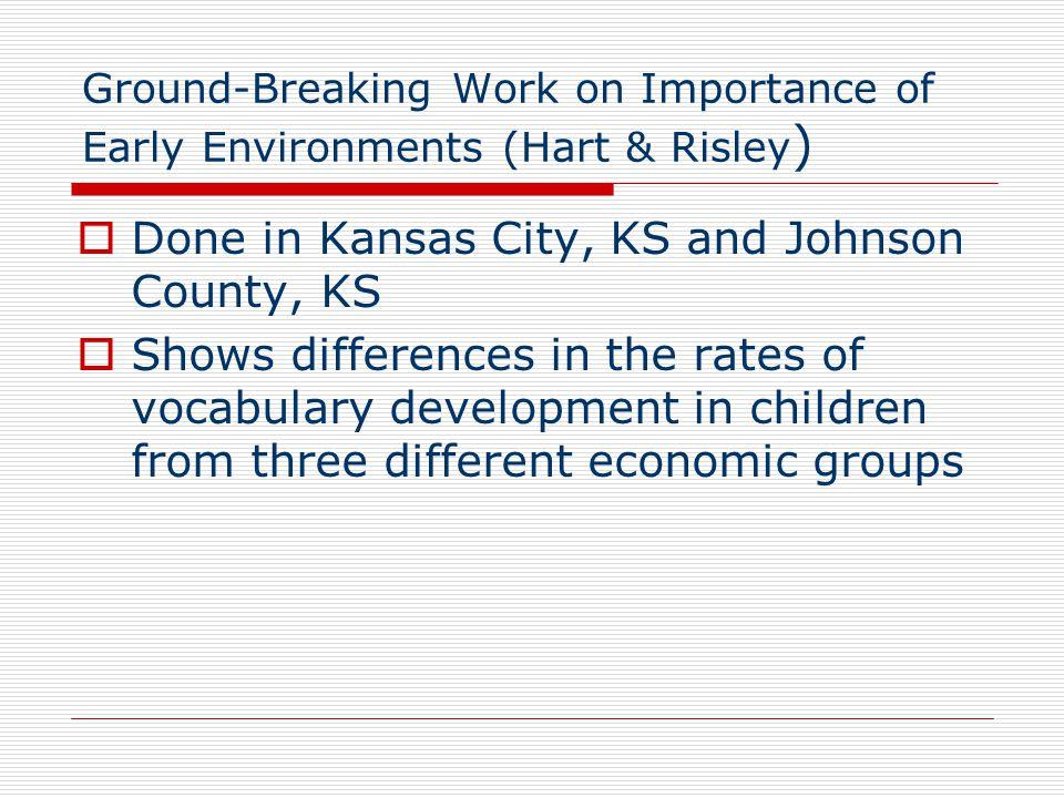 Done in Kansas City, KS and Johnson County, KS
