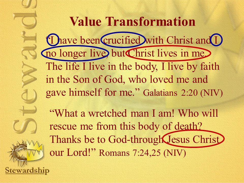 Value Transformation