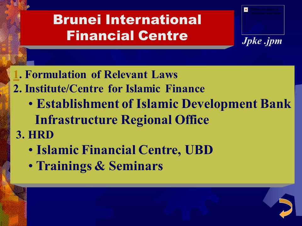 Brunei International Financial Centre