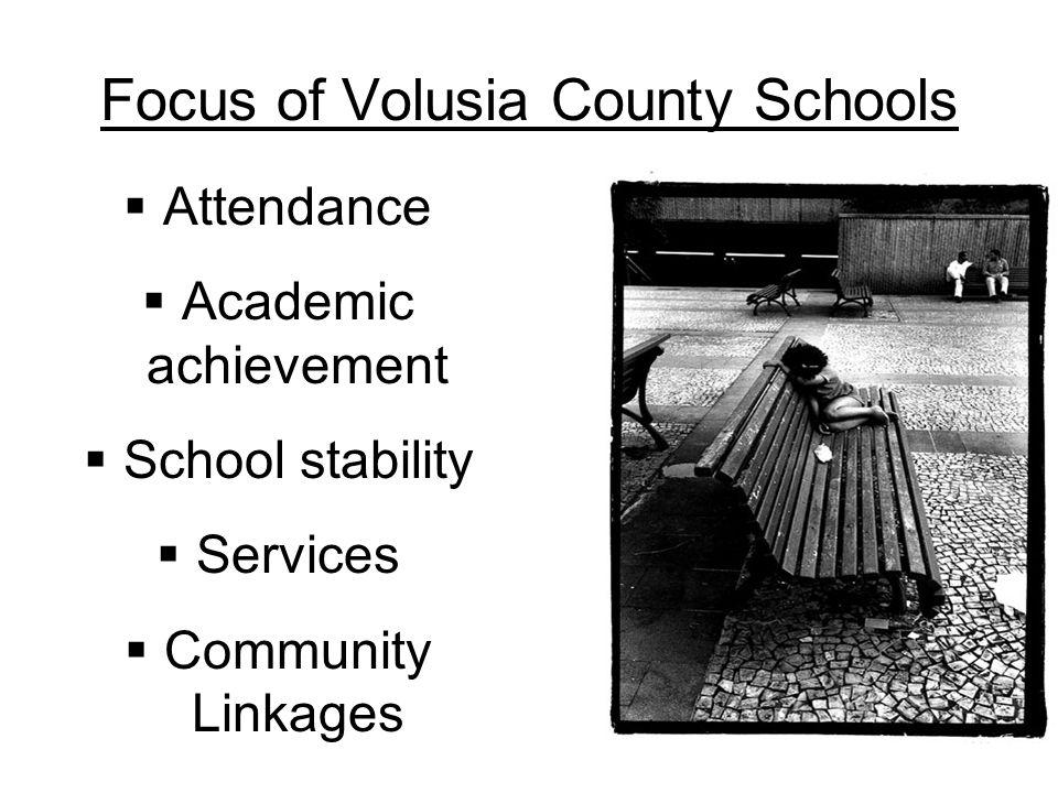 Focus of Volusia County Schools