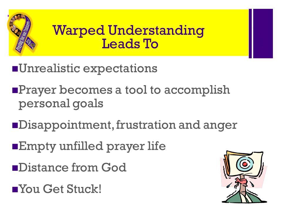 Warped Understanding Leads To