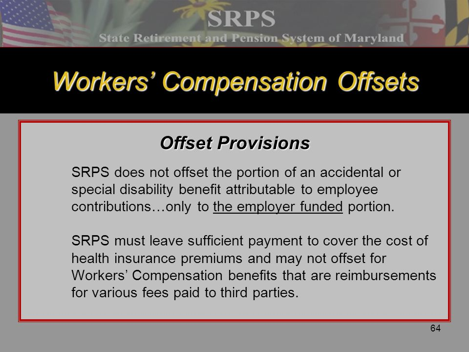 Workers' Compensation Offsets