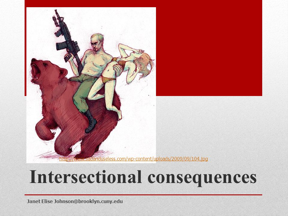 Intersectional consequences