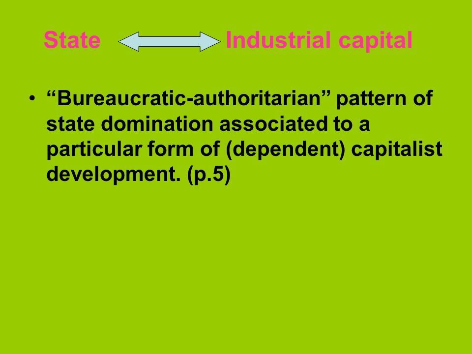 State Industrial capital