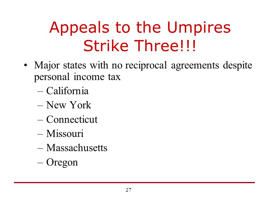 Appeals to the Umpires Strike Three!!!