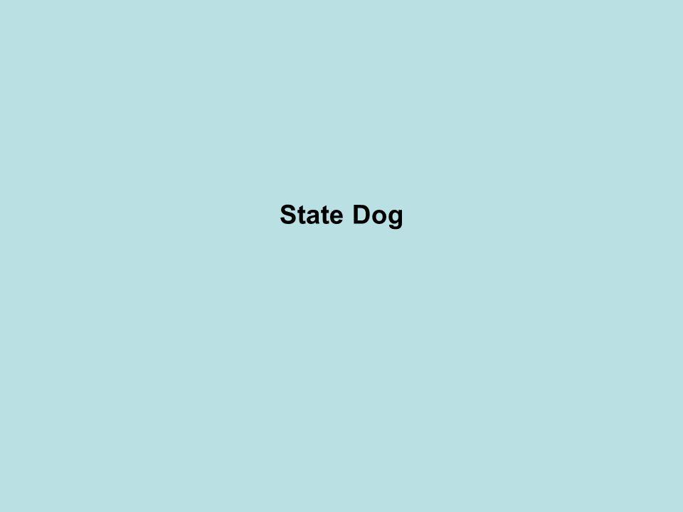 State Dog