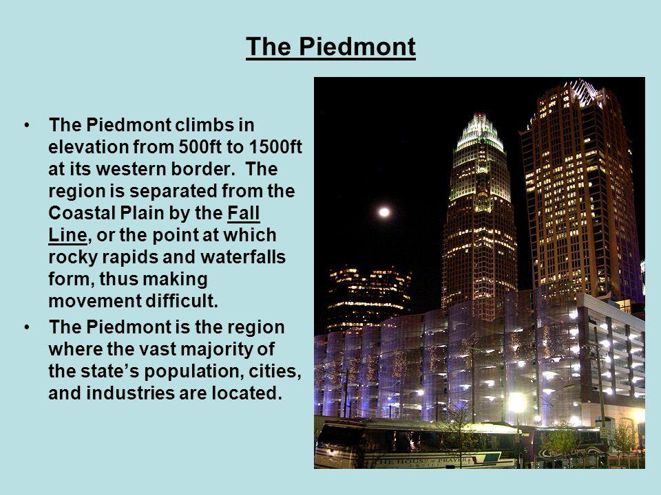 The Piedmont