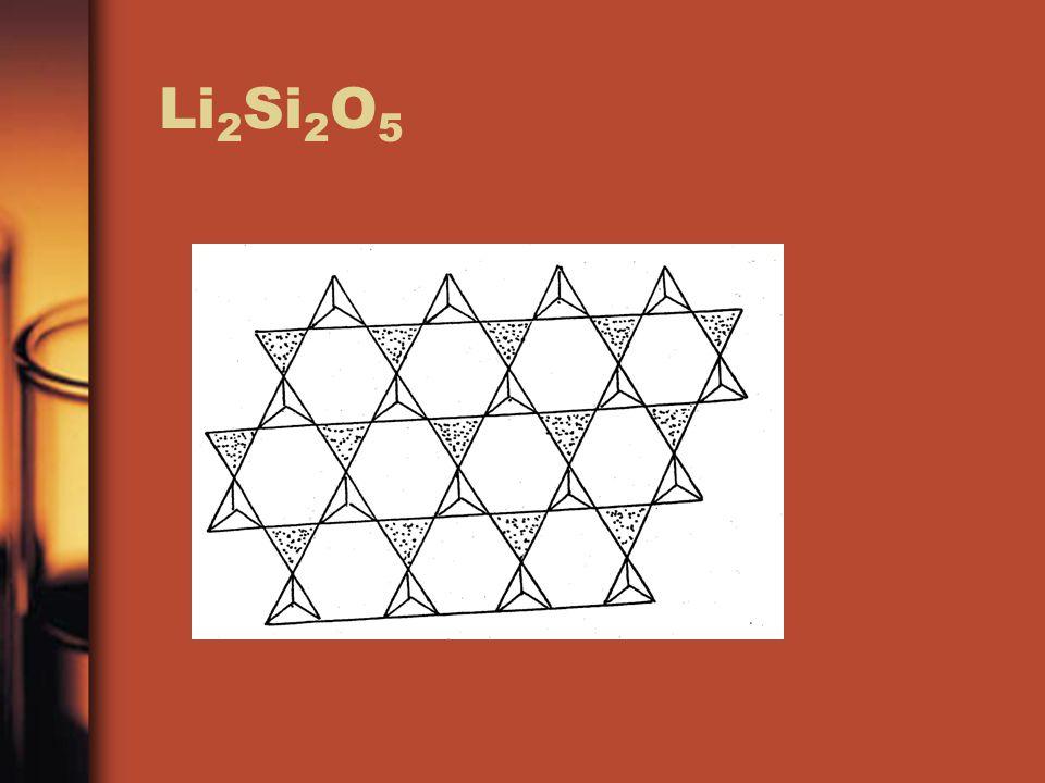 Li2Si2O5