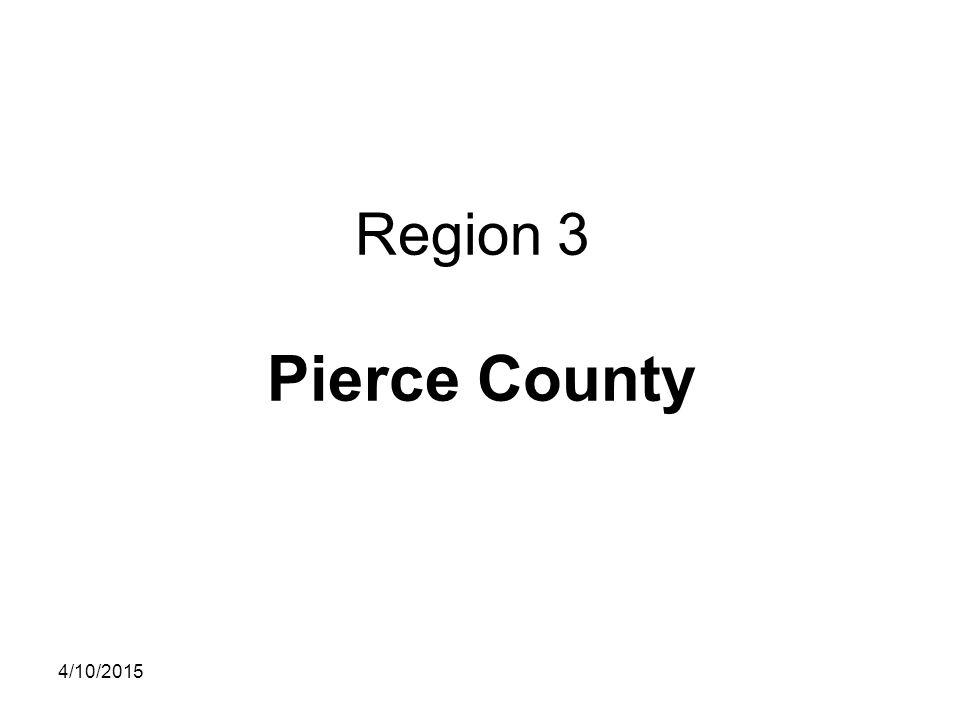 Region 3 Pierce County 4/10/2017