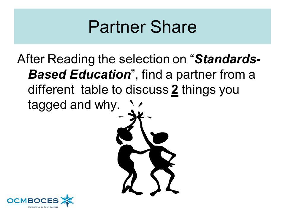 Partner Share