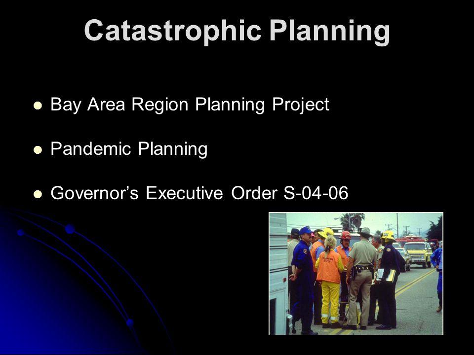 Catastrophic Planning