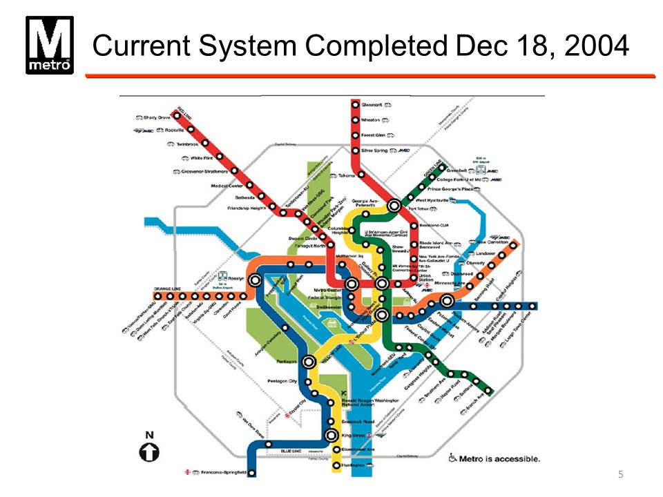 Current System Completed Dec 18, 2004