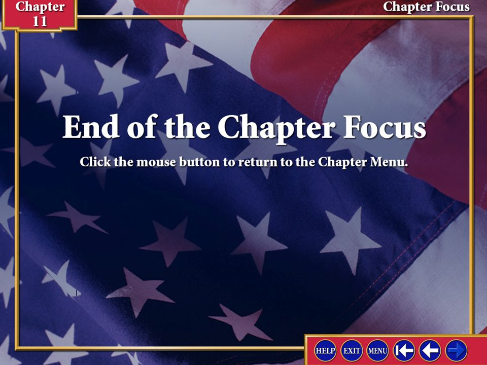 End of Chapter Focus