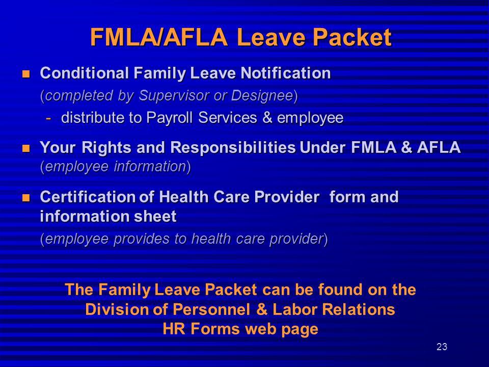 Family & Medical Leave, Alaska Family Leave & Military Family ...