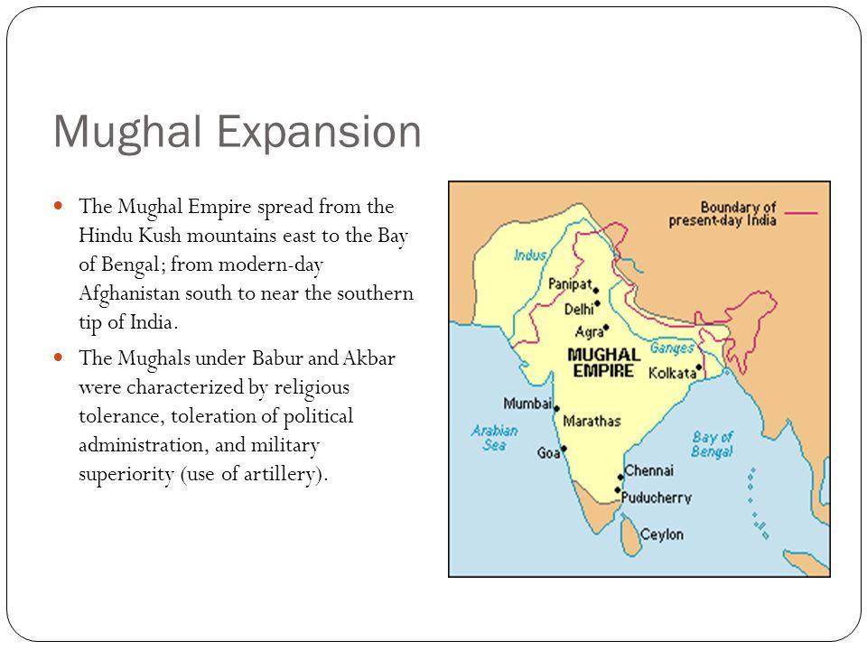 Mughal Expansion
