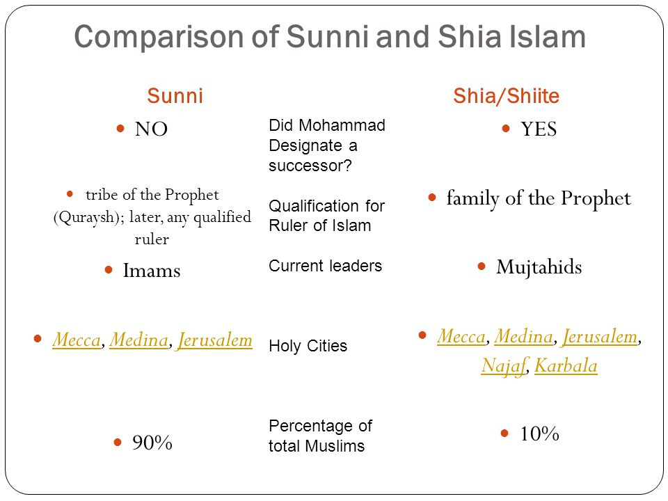 sectarianism between sunnis and shiites essay Deal about factional differences between sunni muslims and shi'a muslims   in this essay, professor stephen dale gives us an introduction into that history   war between sunnis and shi'is has highlighted the principal sectarian divide in.