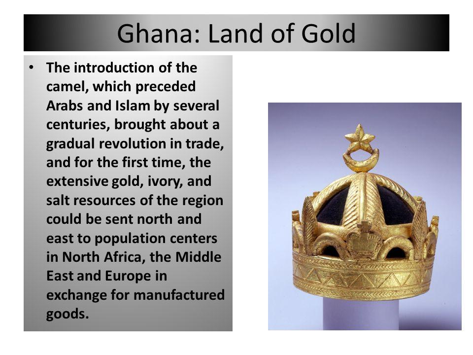 Ghana: Land of Gold