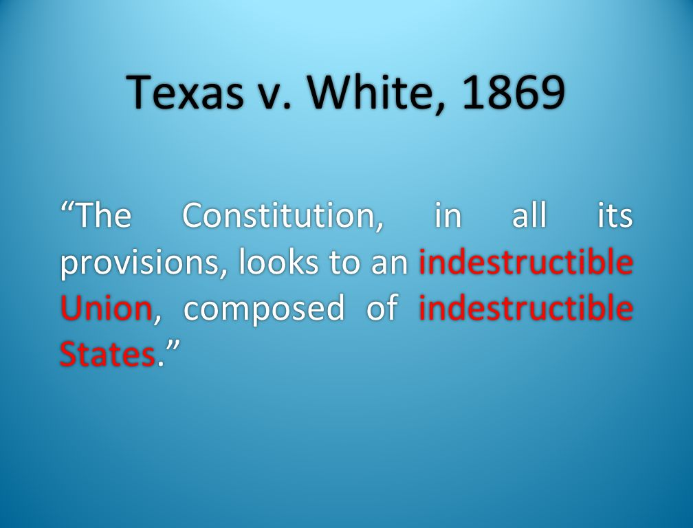 Texas v.