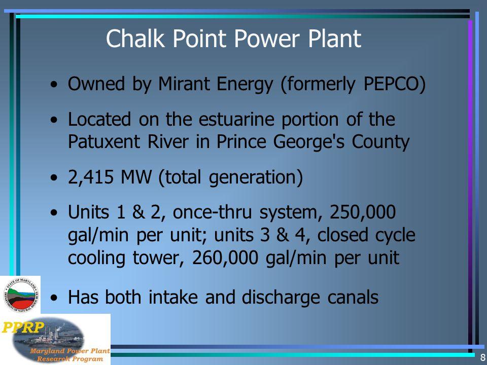 Chalk Point Power Plant