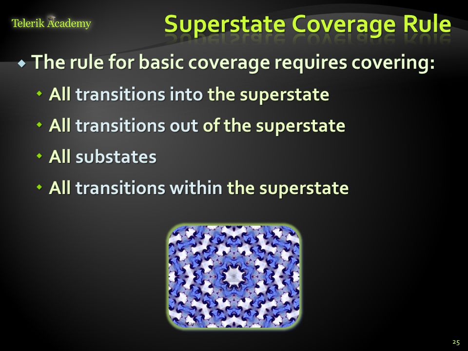 Superstate Coverage Rule