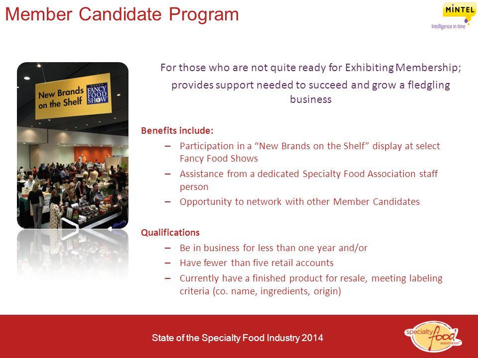 Member Candidate Program