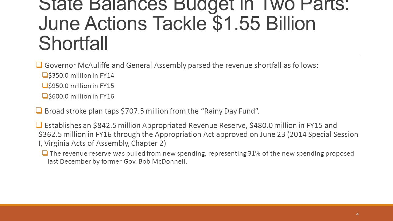 State Balances Budget in Two Parts: June Actions Tackle $1