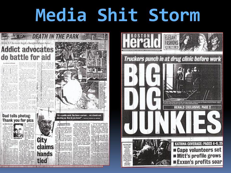 Media Shit Storm