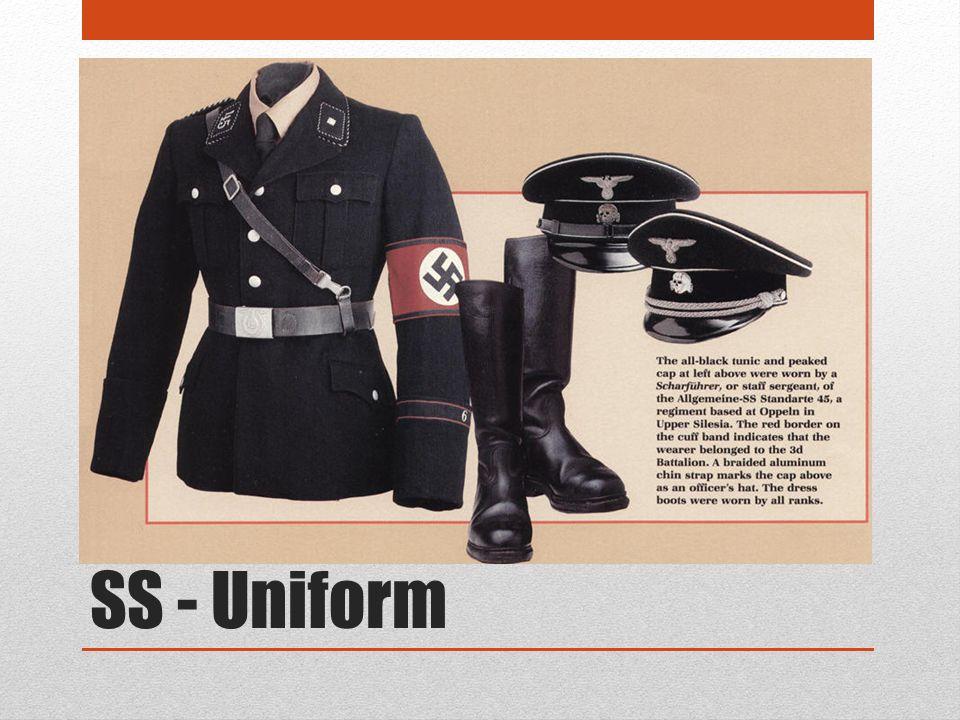 SS - Uniform