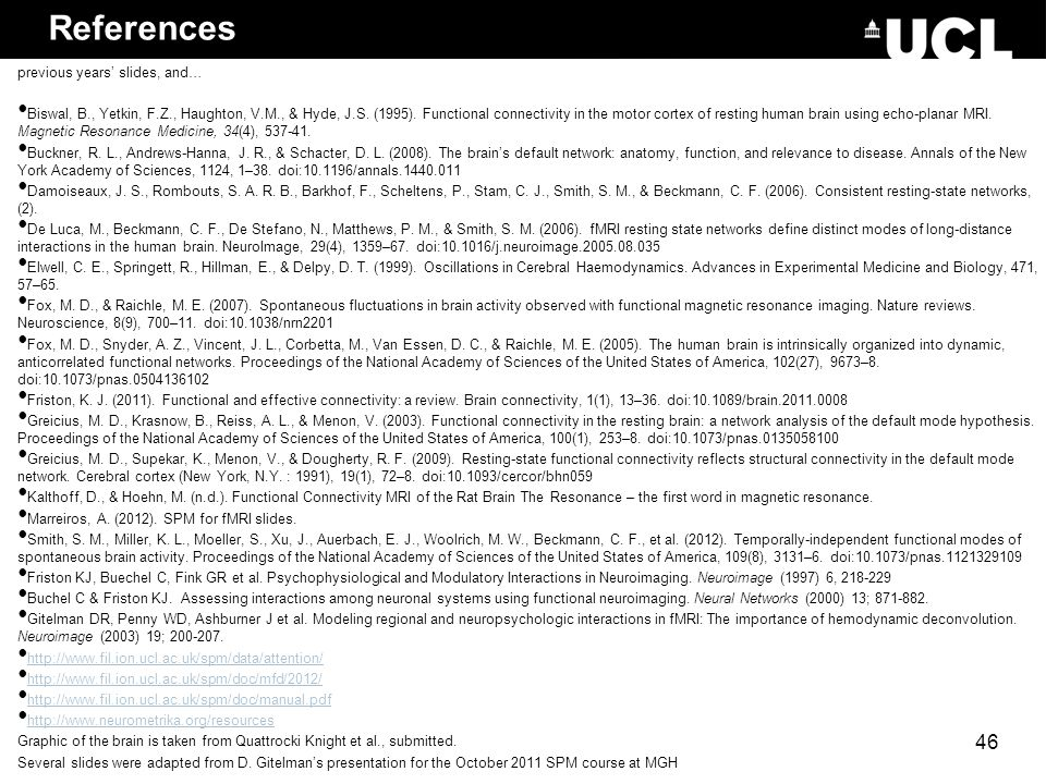 References previous years' slides, and…