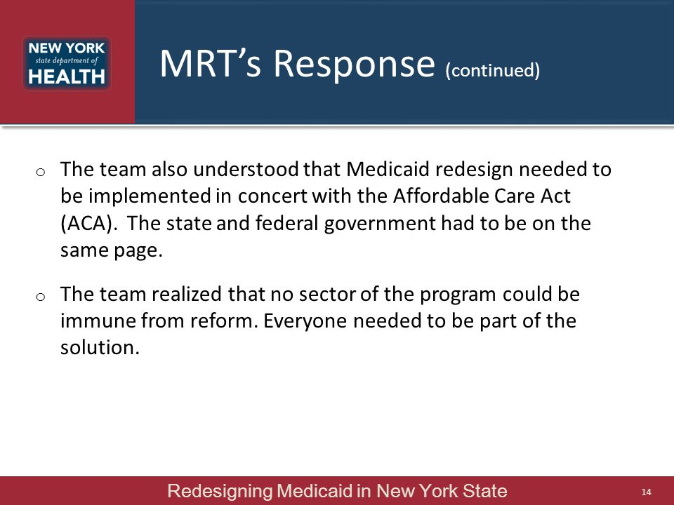 MRT's Response (continued)