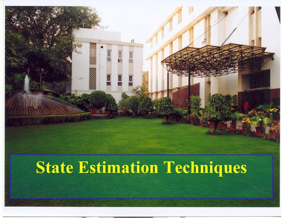 State Estimation Techniques