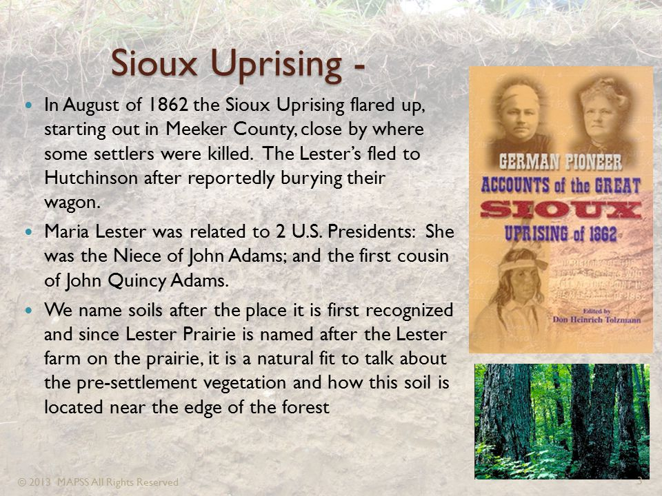 Sioux Uprising -