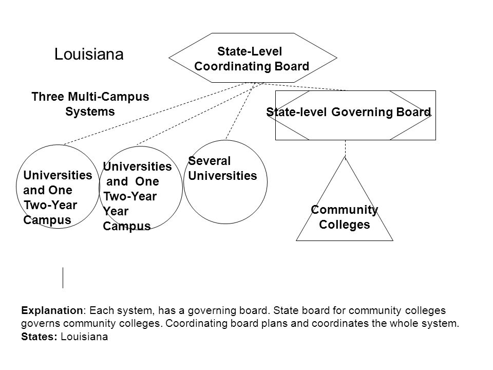 State-level Governing Board