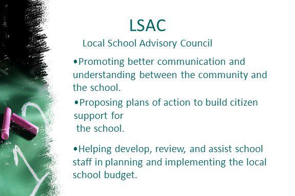 Local School Advisory Council