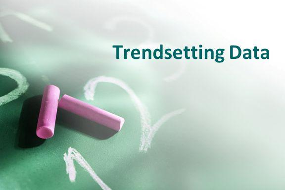 Trendsetting Data