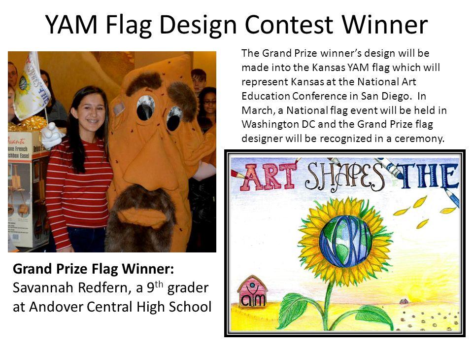 YAM Flag Design Contest Winner