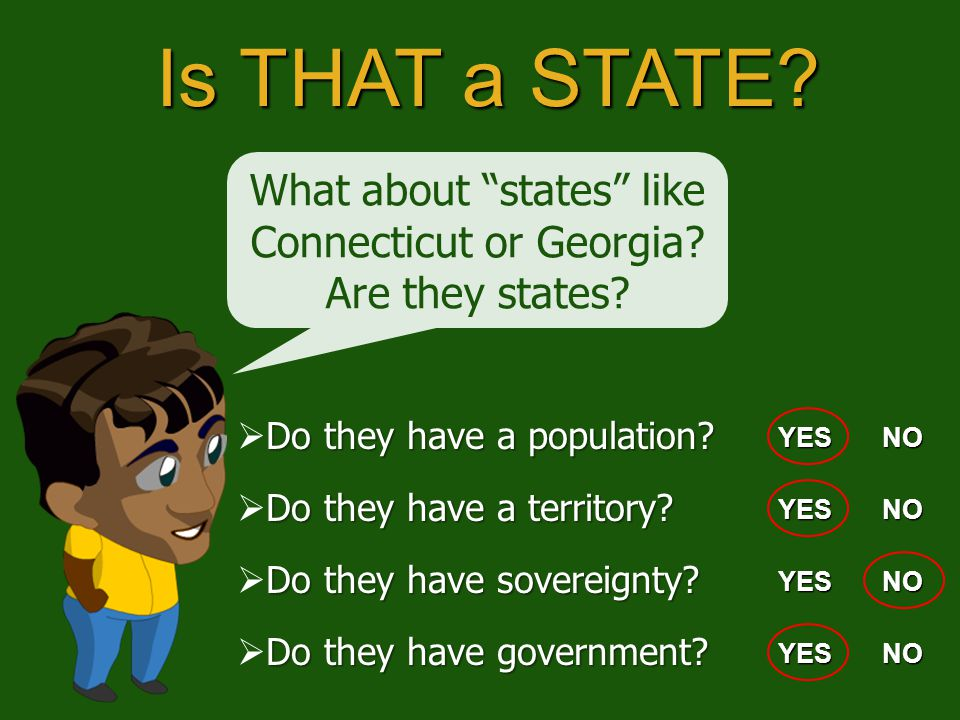 What about states like Connecticut or Georgia