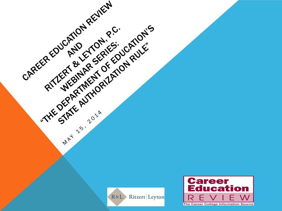 Career education review and ritzert & leyton, P. C