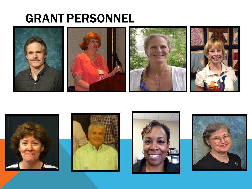 Grant Personnel