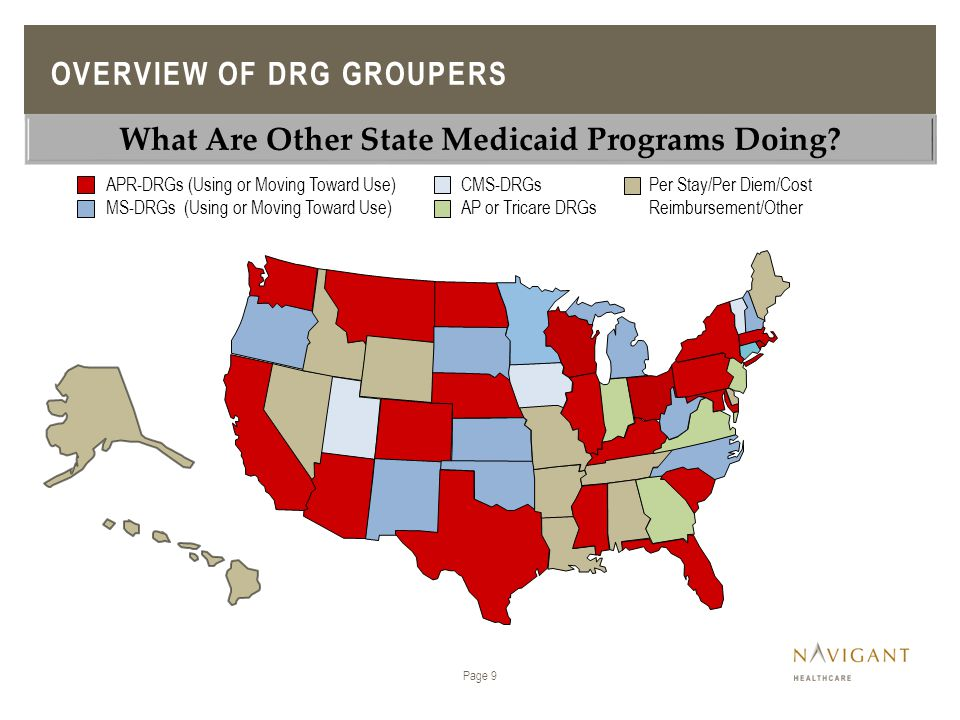 What Are Other State Medicaid Programs Doing