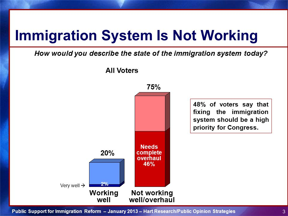 Immigration System Is Not Working