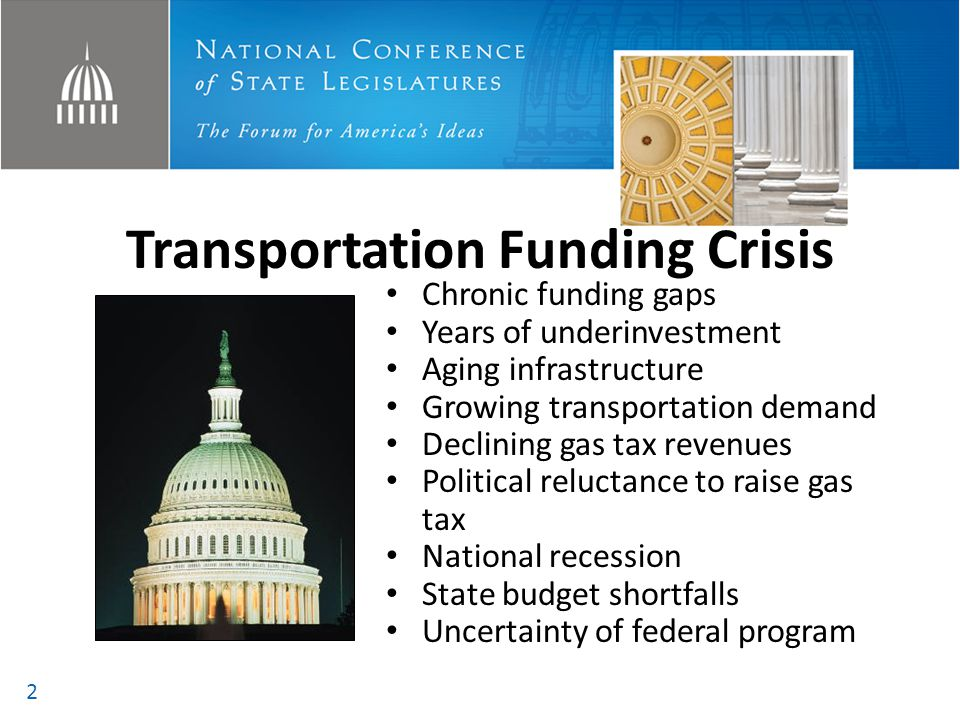 Transportation Funding Crisis