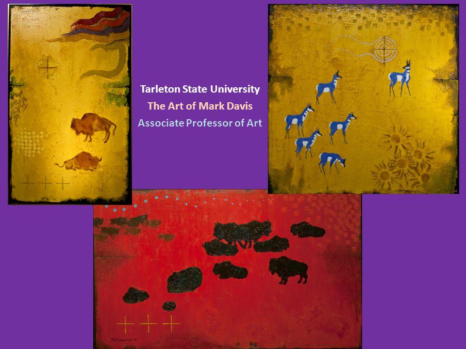 Tarleton State University Associate Professor of Art