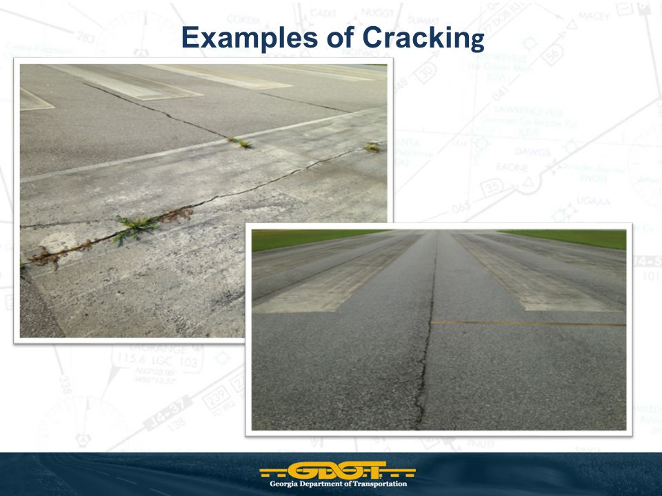 Examples of Cracking
