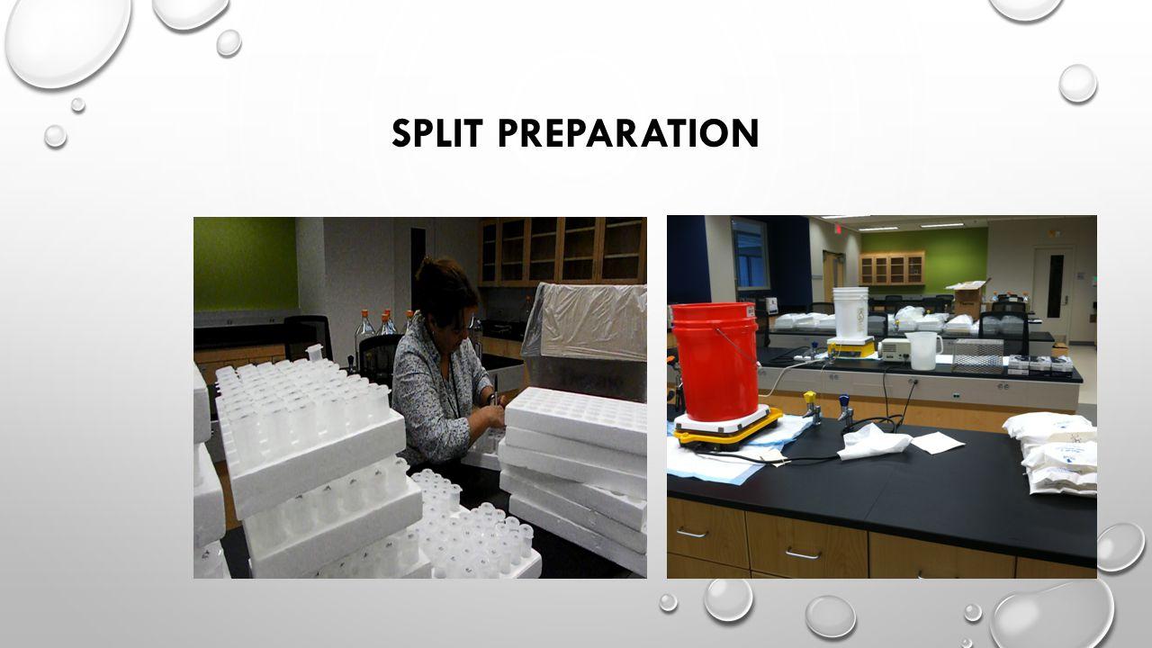 Split Preparation